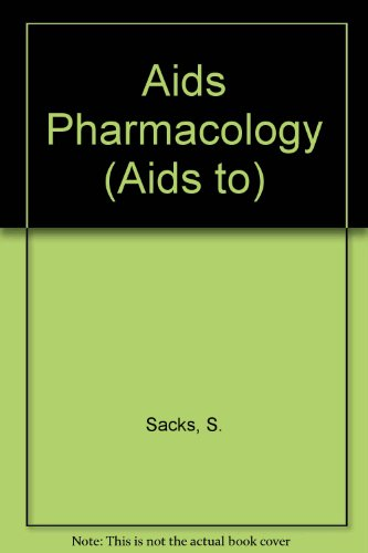 9780443046957: AIDS to Pharmacology