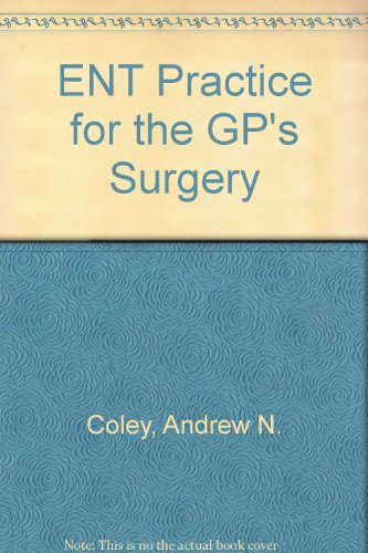 9780443048135: ENT Practice for the GP's Surgery