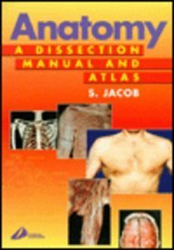 9780443048524: Anatomy: A Dissection Manual and Atlas