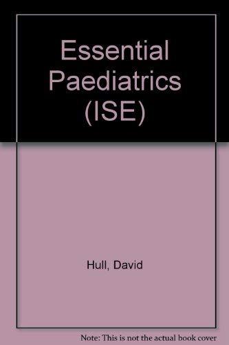 9780443048777: Essential paediatrics