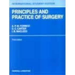 9780443049040: Principles and Practice of Surgery (ISE)