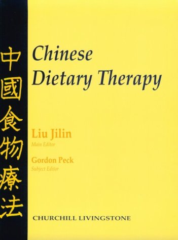 9780443049675: Chinese Dietary Therapy