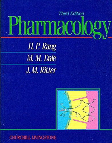 9780443050473: Pharmacology