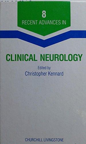 9780443051012: Recent Advances in Clinical Neurology (Recent Advances in Neurology)