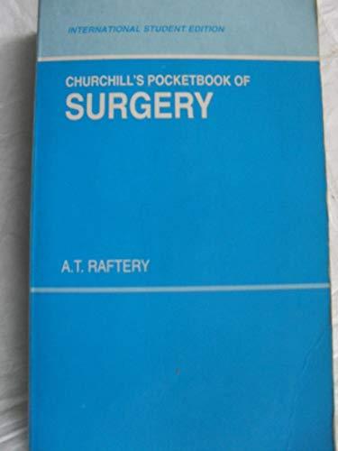 9780443051166: Churchill's Pocketbook of Surgery (International Student Editions)