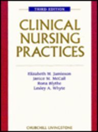 9780443052903: Clinical Nursing Practices