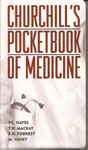 9780443053658: Churchill's Pocketbook of Medicine
