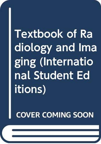 9780443055621: Textbook of Radiology and Imaging (International Student Editions)