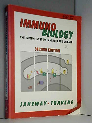 9780443056581: Immunobiology: The Immune System in Health and Disease