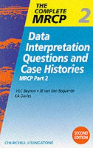 9780443056949: Data Interpretation Questions and Case Histories: MRCP Part 2 (Volume 2)
