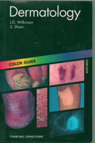 9780443058868: Dermatology: Color Guide
