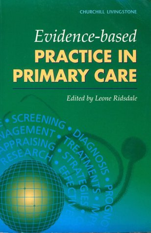 9780443058899: Evidence-based Practice in Primary Care
