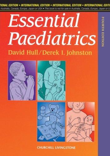 9780443059599: Essential Paediatrics