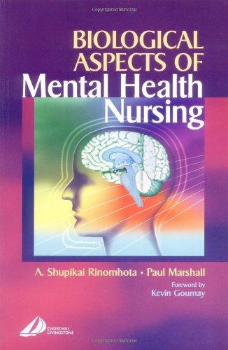 9780443059902: Biological Aspects of Mental Health Nursing, 1e