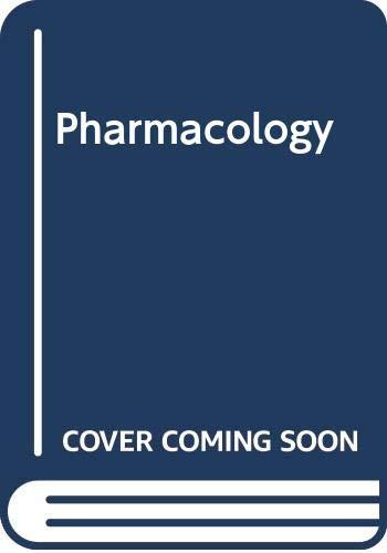9780443059940: Pharmacology