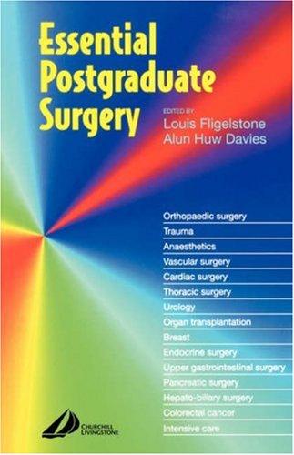 9780443060250: Essential Postgraduate Surgery, 1e (MRCS Study Guides)