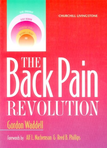 9780443060397: The Back Pain Revolution