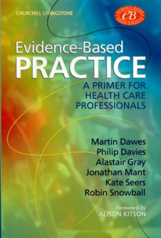 9780443061264: Evidence-Based Practice: A Primer for Health Care Professionals