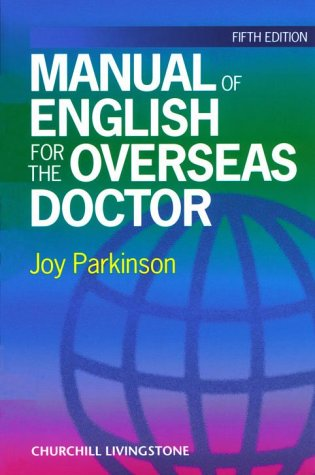 9780443061363: Manual of English for the Overseas Doctor, 5e