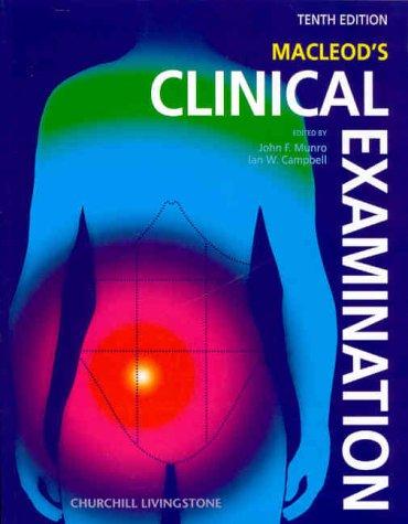 9780443061721: Macleod's Clinical Examination