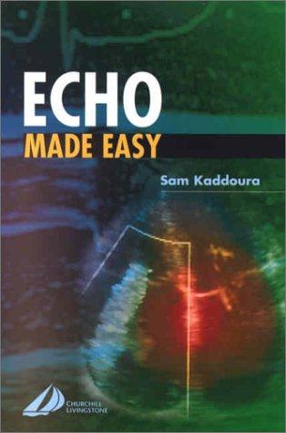 9780443061882: Echo Made Easy