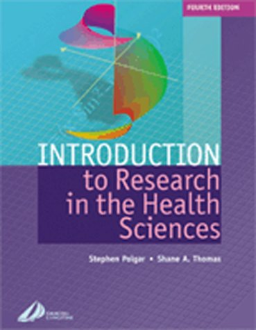 9780443062650: Introduction to Research in Health Sciences