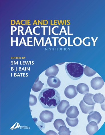 9780443063770: Dacie and Lewis's Practical Haematology, 9e