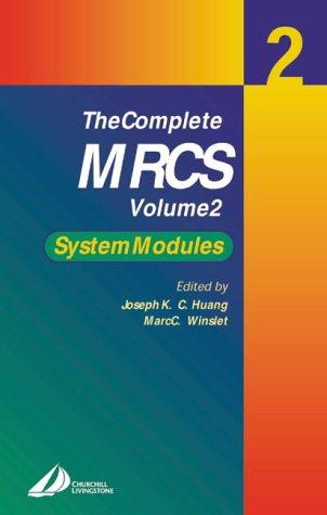9780443064579: The Complete MRCS: Volume 2: System Modules v. 2 (MRCS Study Guides)