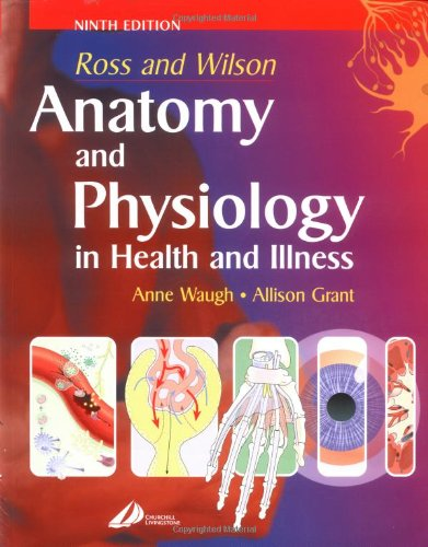 9780443064685: Ross and Wilson Anatomy and Physiology in Health and ...