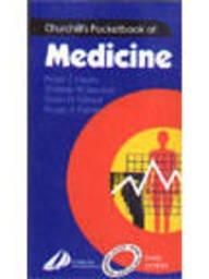 9780443064975: Churchills Pktbk of Medicine Ise 3e