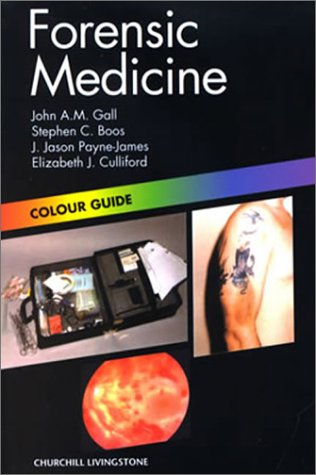 9780443064999: Forensic Medicine: Colour Guide (Colour Guides)