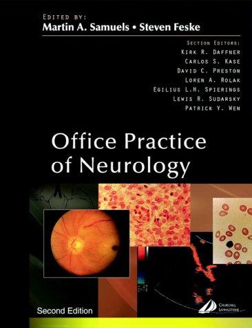 9780443065576: Office Practice of Neurology