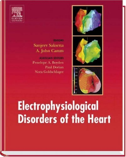 9780443065705: Electrophysiological Disorders of the Heart, 1e