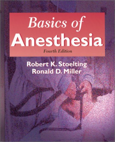 Basics of Anesthesia E-Book eBook by Ronald D. Miller, MD ...