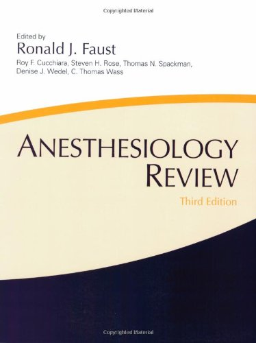 9780443066016: Anesthesiology Review, 3e