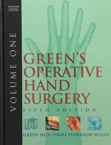 9780443066269: Green's Operative Hand Surgery: 2-Volume Set
