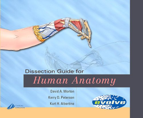 9780443066276: Dissection Guide for Human Anatomy, 1e (Gray's Anatomy)