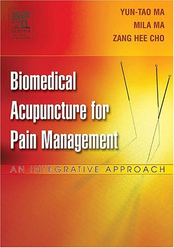 9780443066597: Biomedical Acupuncture for Pain Management: An Integrative Approach, 1e