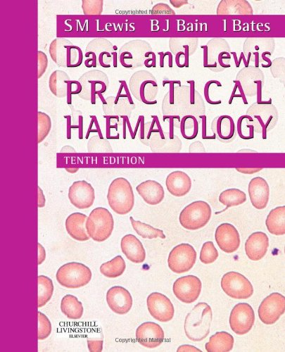 9780443066603: Dacie and Lewis Practical Haematology, 10e