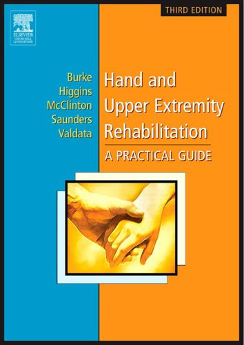 9780443066634: Hand and Upper Extremity Rehabilitation: A Practical Guide, 3e