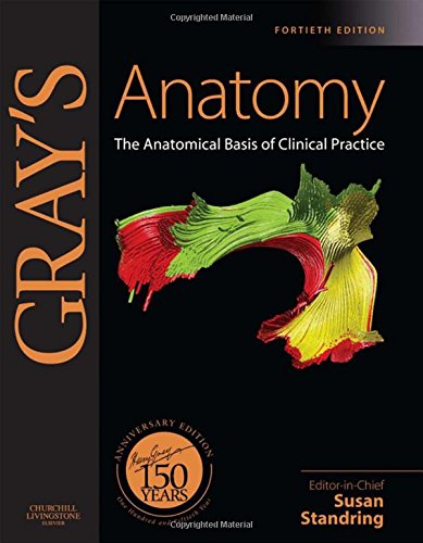 9780443066849: Gray's Anatomy: The Anatomical Basis of Clinical Practice, Expert Consult - Online and Print, 40e