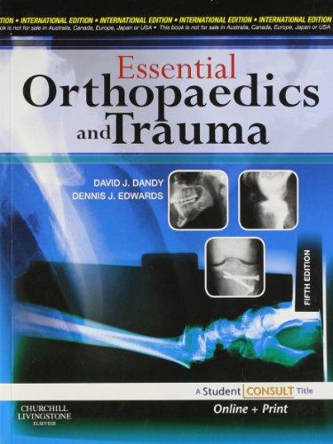 9780443067174: Essential Orthopaedics and Trauma