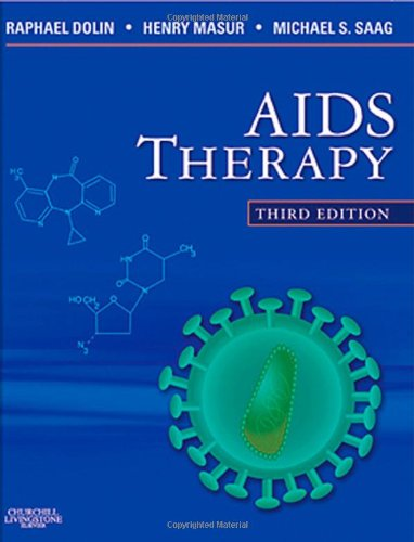 9780443067525: AIDS Therapy e-dition: Book with Online Updates, 3e
