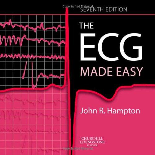 9780443068171: The ECG Made Easy, 7e