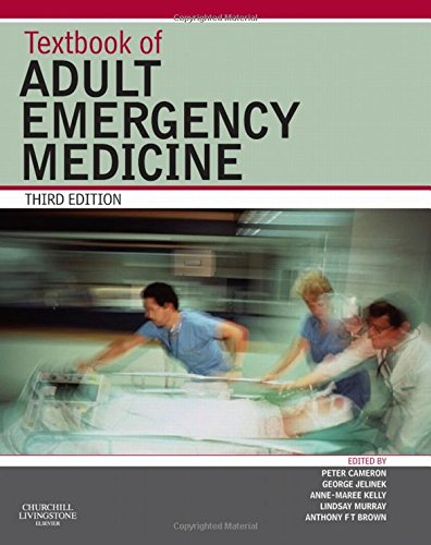 9780443068195: Textbook of Adult Emergency Medicine, 3e