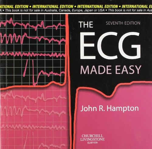 9780443068263: The ECG Made Easy