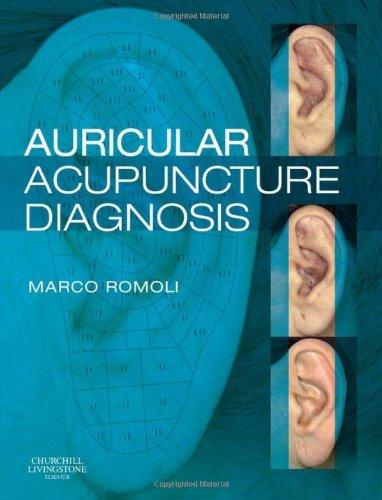 9780443068669: Auricular Acupuncture Diagnosis, 1e