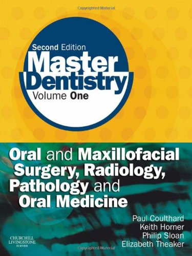 9780443068966: Master Dentistry: Volume 1: Oral and Maxillofacial Surgery, Radiology, Pathology and Oral Medicine, 2e