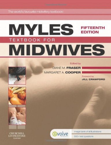 9780443069390: Myles' Textbook for Midwives, 15e