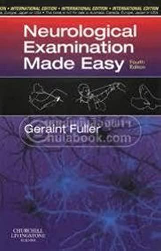 9780443069468: Neurological Examination Made Easy
